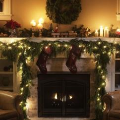 Decorate My Living Room Online Cabin Style Christmas Fireplace Backgrounds - Wallpaper Cave