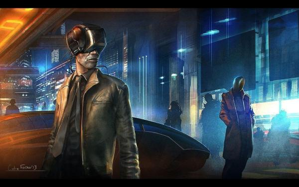 Cyberpunk deviantART