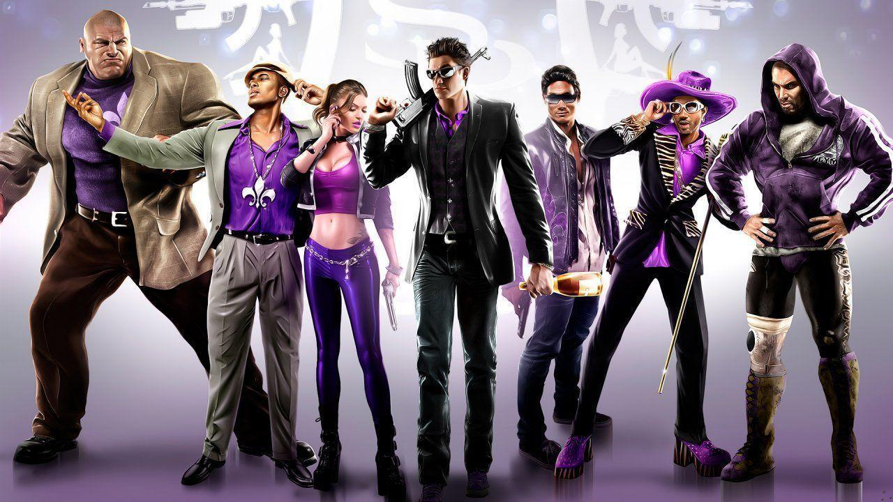 hight resolution of saints row 3 wallpapers in hd