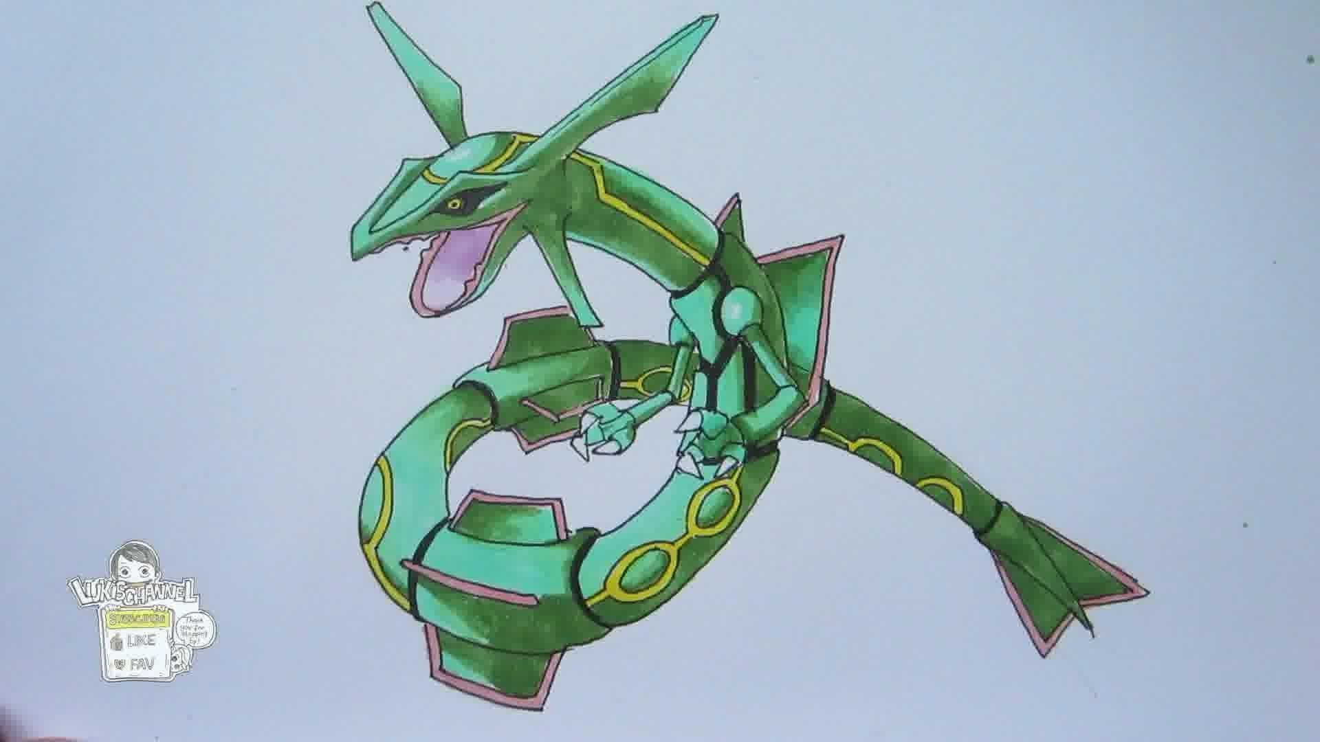 pokemon wallpapers rayquaza wallpaper