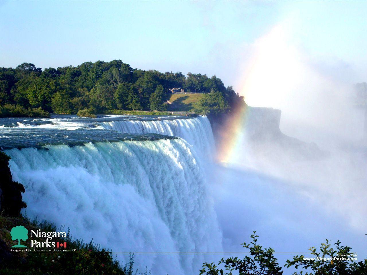 Niagara Falls At Night Wallpaper Niagara Falls Wallpapers Wallpaper Cave