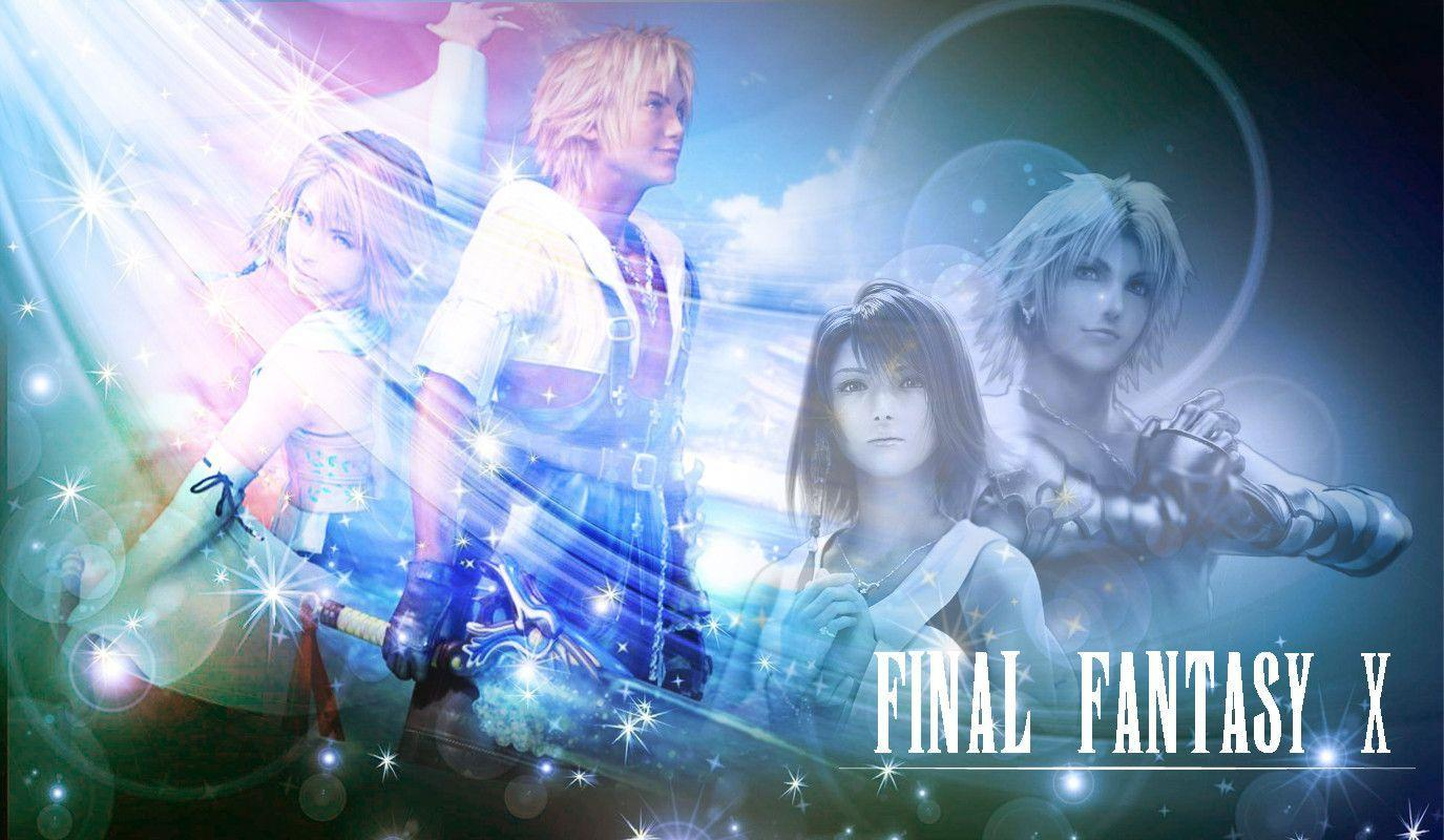 Ffx Wallpapers Wallpaper Cave
