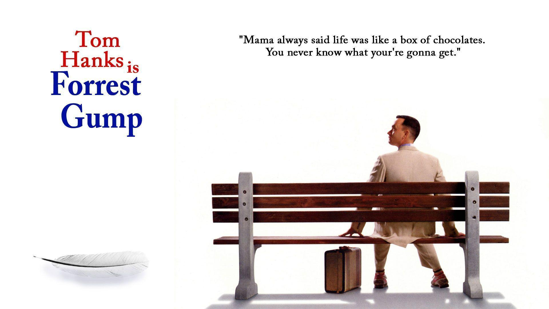 Forrest Gump Quotes Wallpaper Forrest Gump Wallpapers Wallpaper Cave