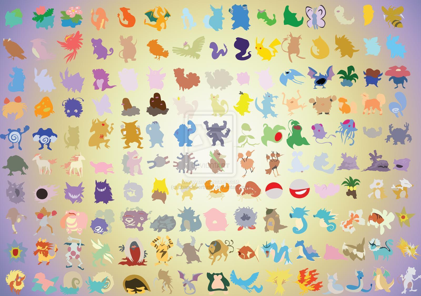 original pokemon wallpapers wallpaper