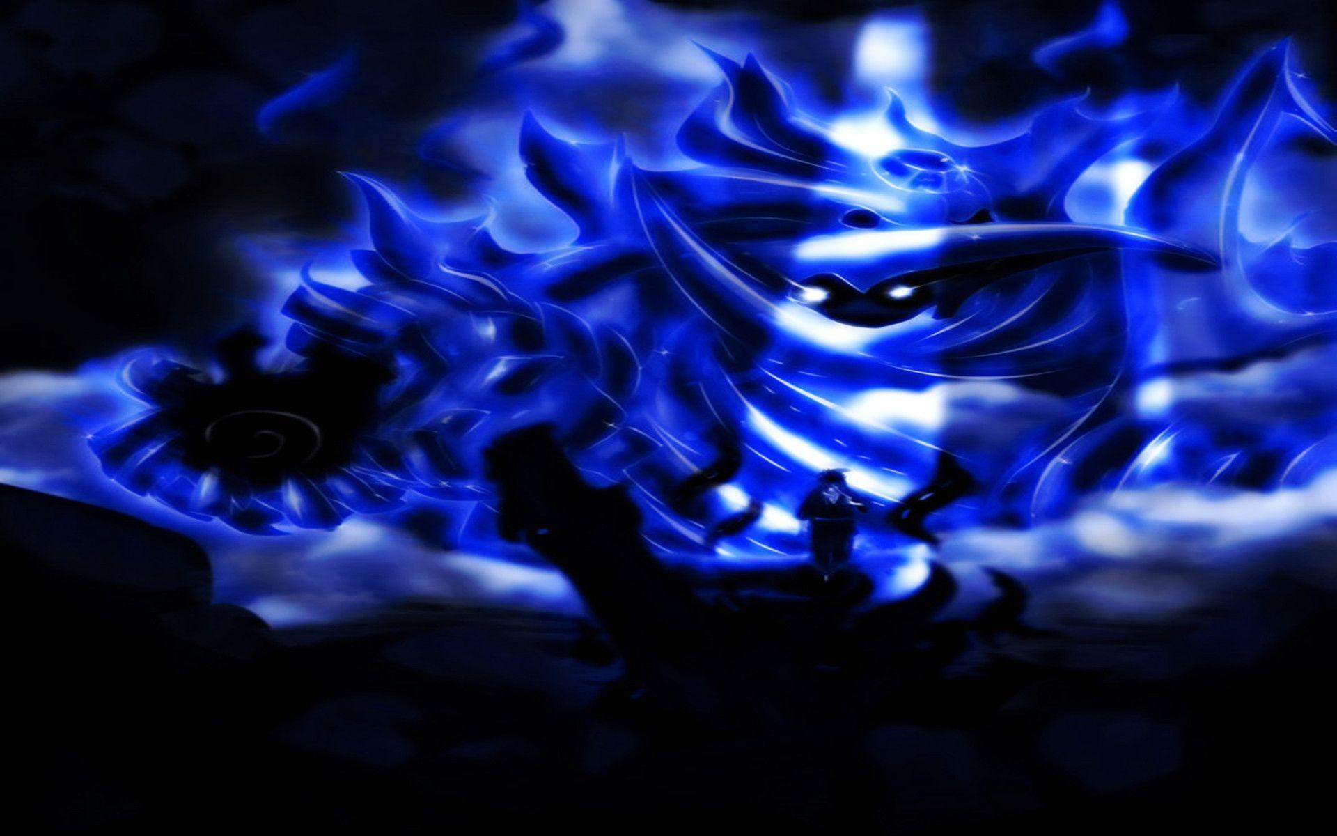 Wallpaper Naruto Keren 3d Sasuke Susanoo Wallpapers Wallpaper Cave