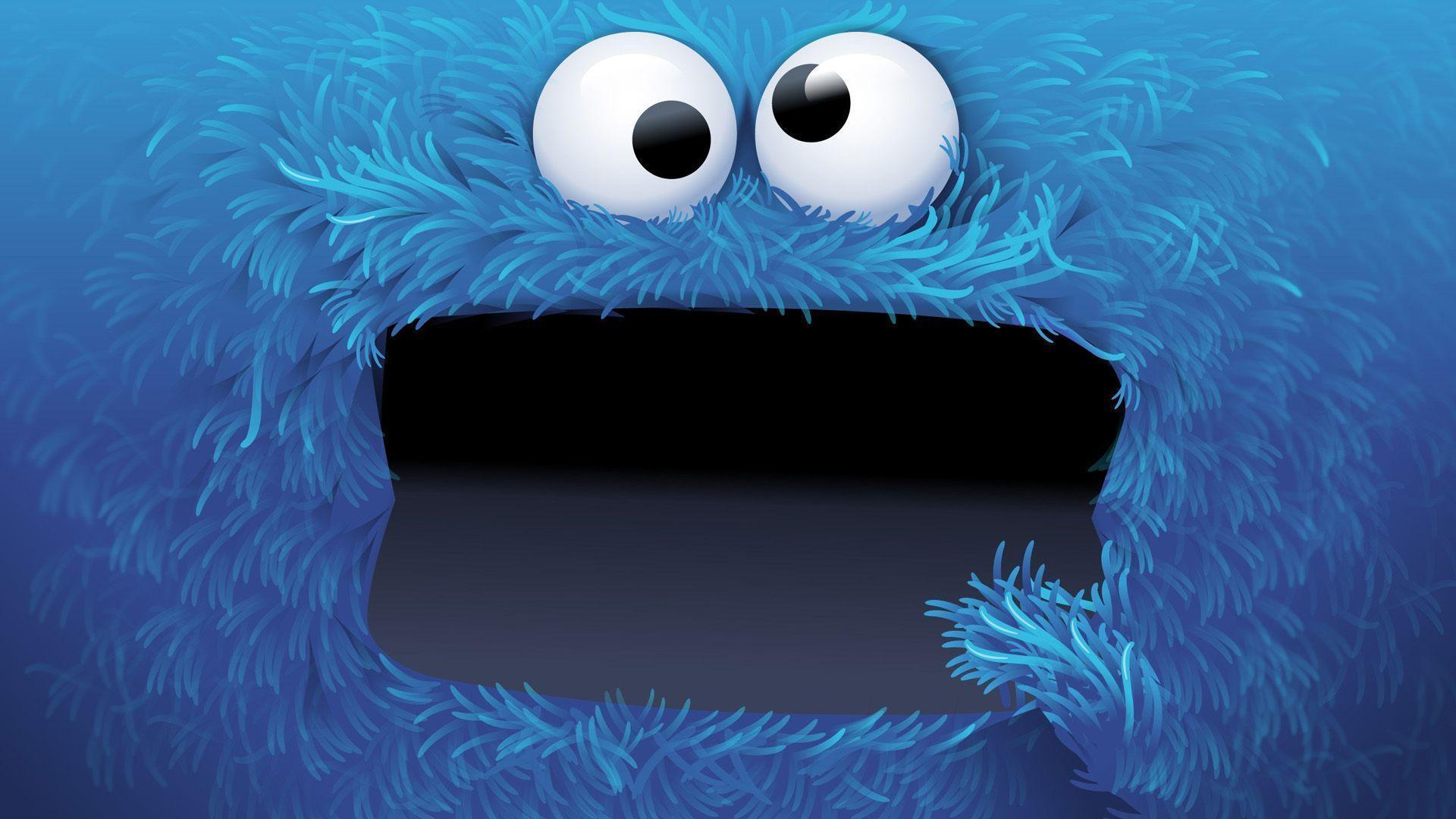 Cute Cookie Monster Wallpapers Cute Cookie Monster Wallpapers Wallpaper Cave