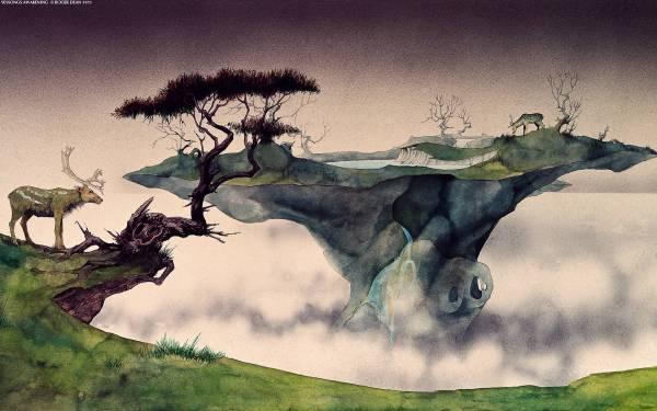 Roger Dean Wallpapers - Wallpaper Cave