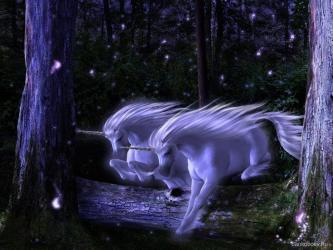 mythical creatures wallpapers mystical animals forest creature background animal anime fairy mythological magical legendary desktop unicorns enchanted unicorn horses hd