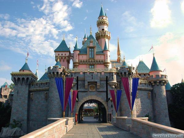 Disneyland Wallpapers - Wallpaper Cave