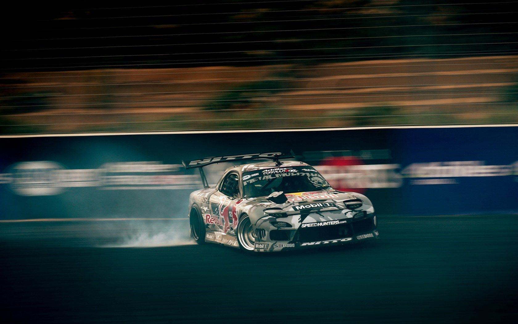 Cool Cars Drifting Wallpapers Hd Mazda Rx 7 Wallpapers Wallpaper Cave