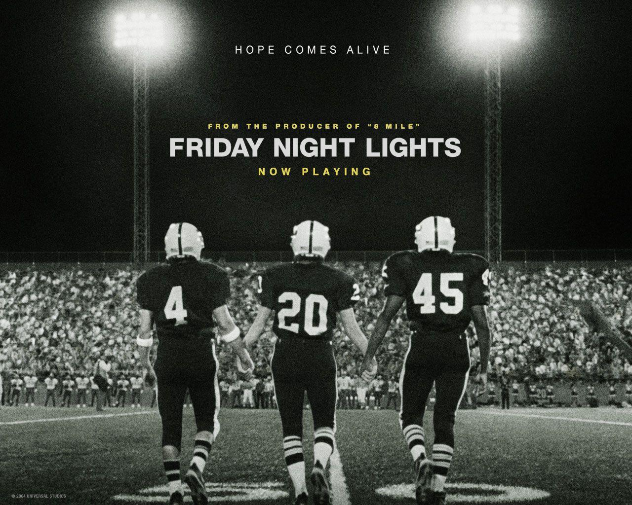 Friday Night Lights Wallpapers