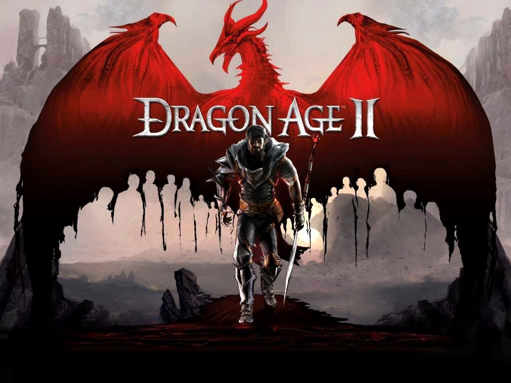 Wallpaper Dragon Age 2