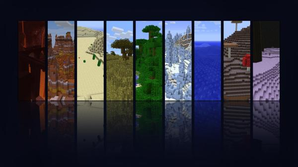 Minecraft 2560x1440 Year Of Clean Water