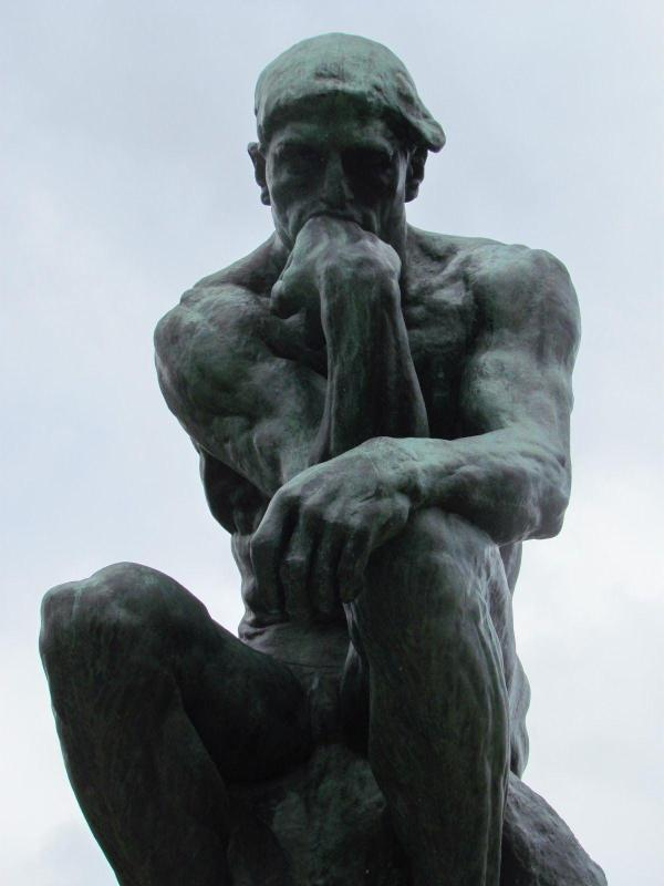 Thinker Wallpapers - Wallpaper Cave