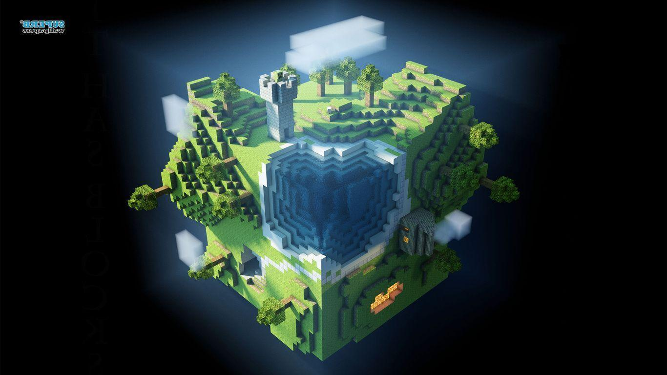 Epic Minecraft Wallpapers Hd Epic Minecraft Wallpapers Wallpaper Cave