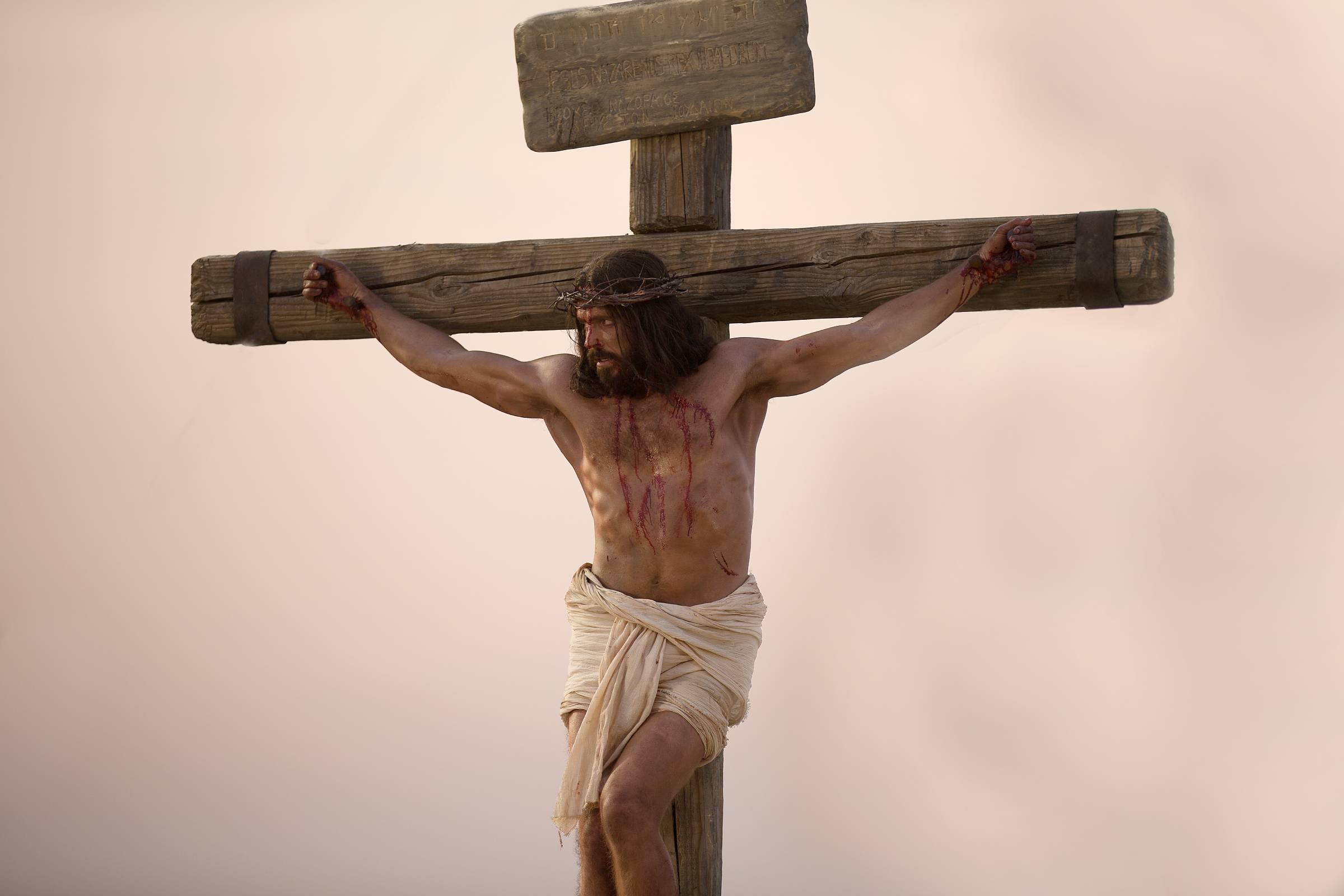 Résultats de recherche d'images pour «jésus christ crucifié»