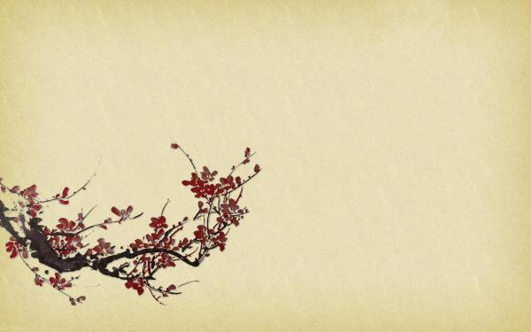 Japanese Art Style Background
