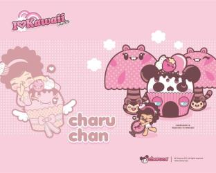 kawaii pink wallpapers cute desktop charuca pretty cutest ever wallpapersafari cave wallpapercave