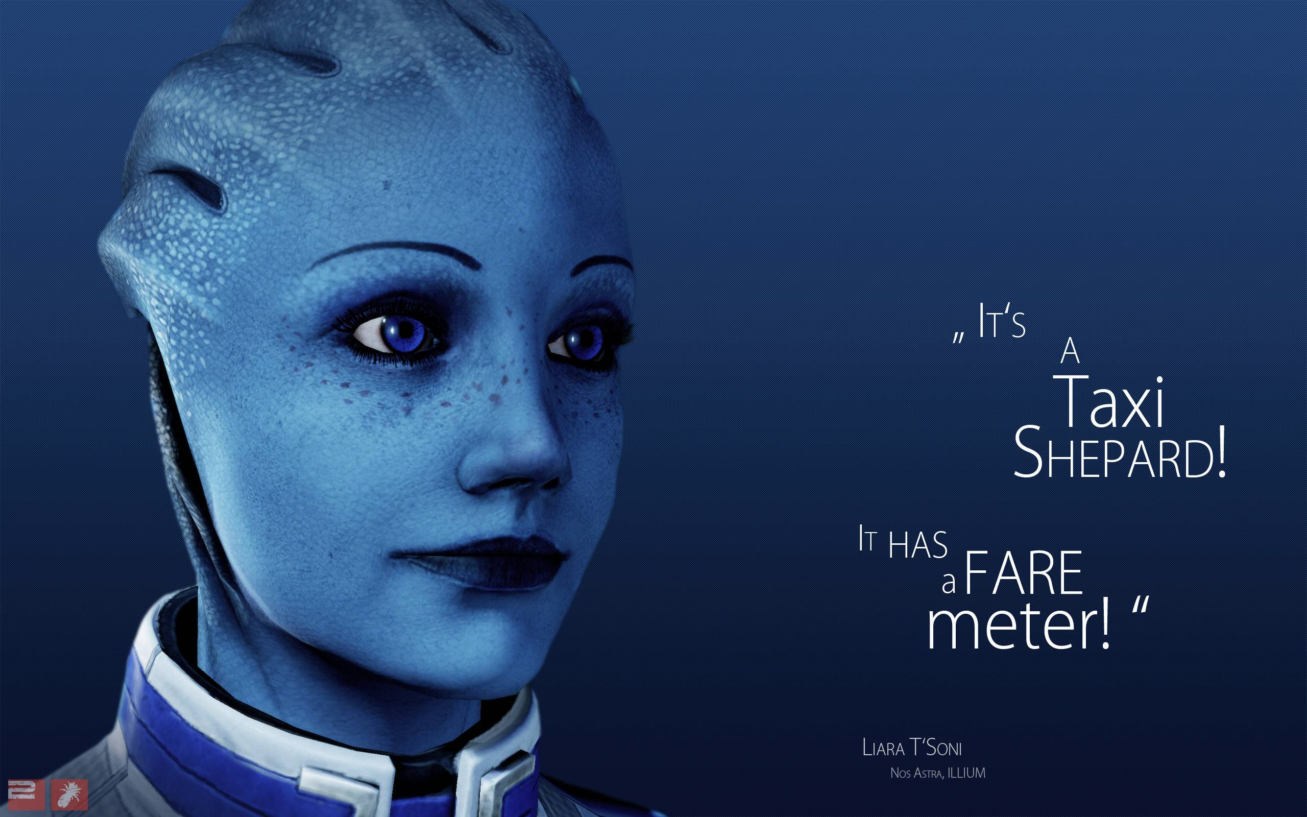 Image result for liara t'soni fare meter