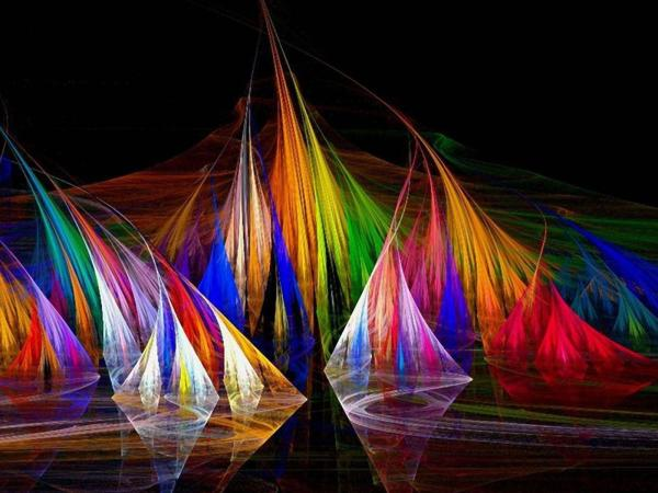3d Colorful Wallpapers - Wallpaper Cave