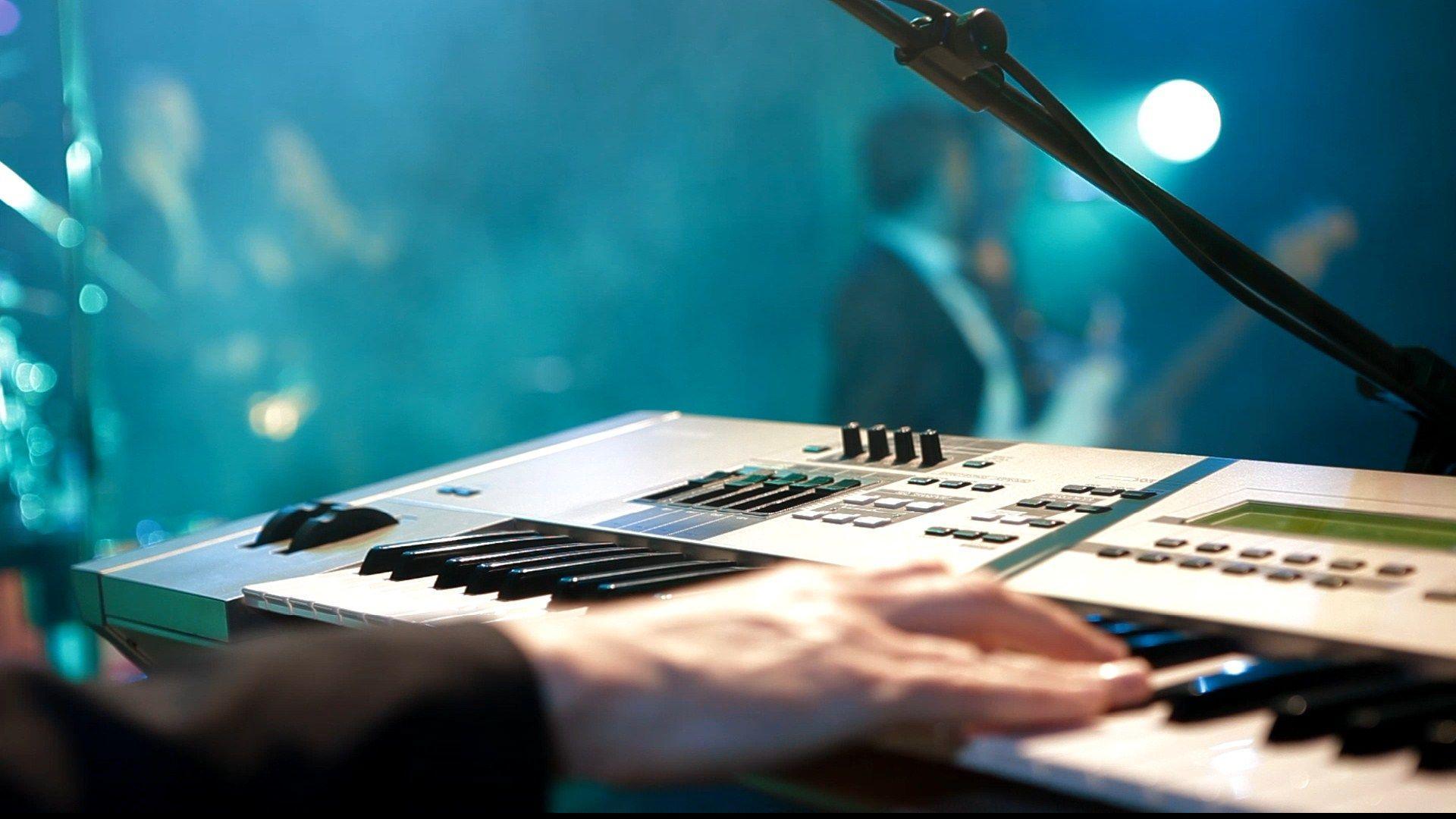 Music Keyboard Wallpapers  Wallpaper Cave