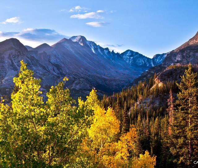 March 2012 Desktop Wallpaper Rocky Mountain National Park