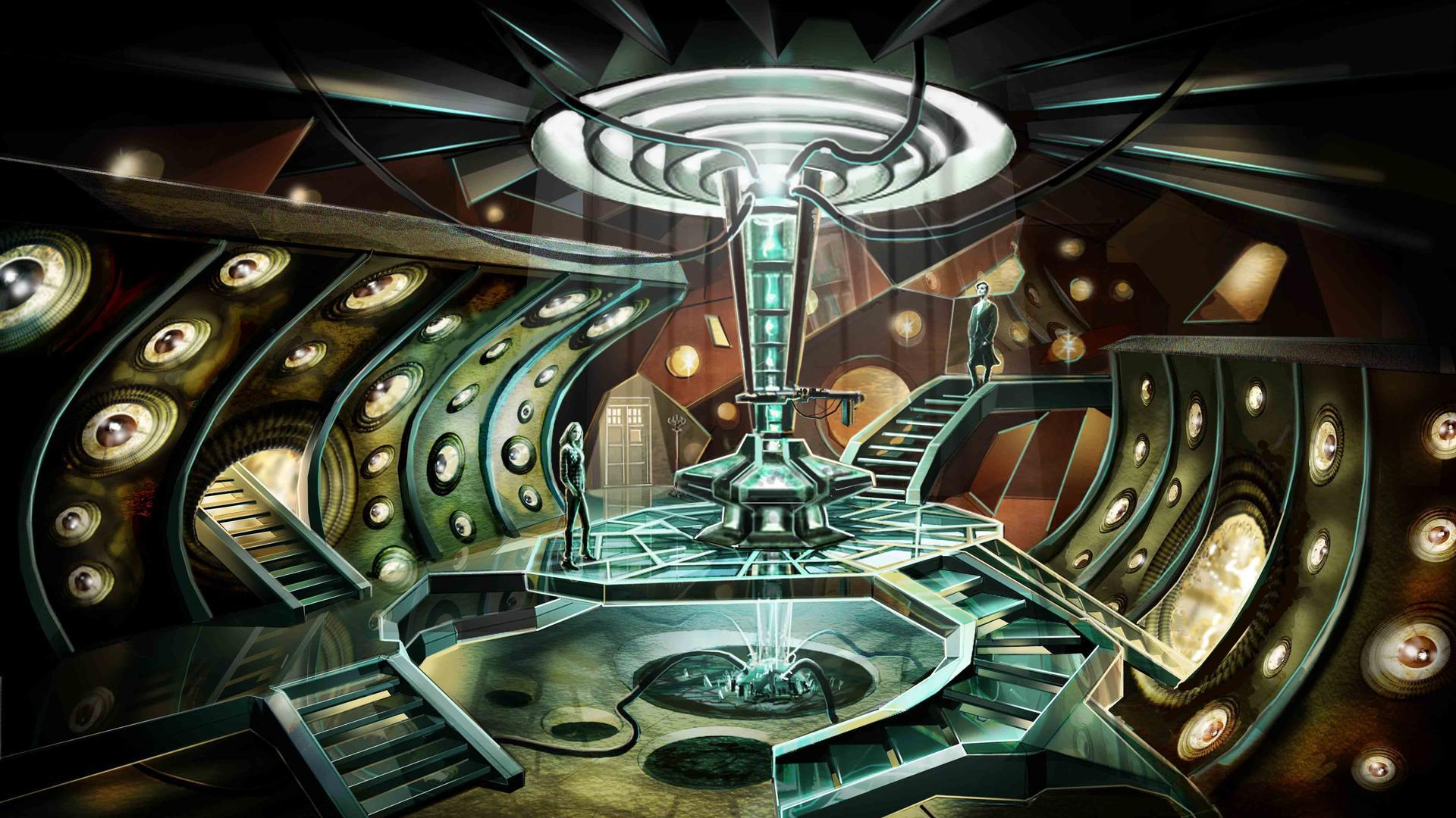 TARDIS Desktop Backgrounds  Wallpaper Cave