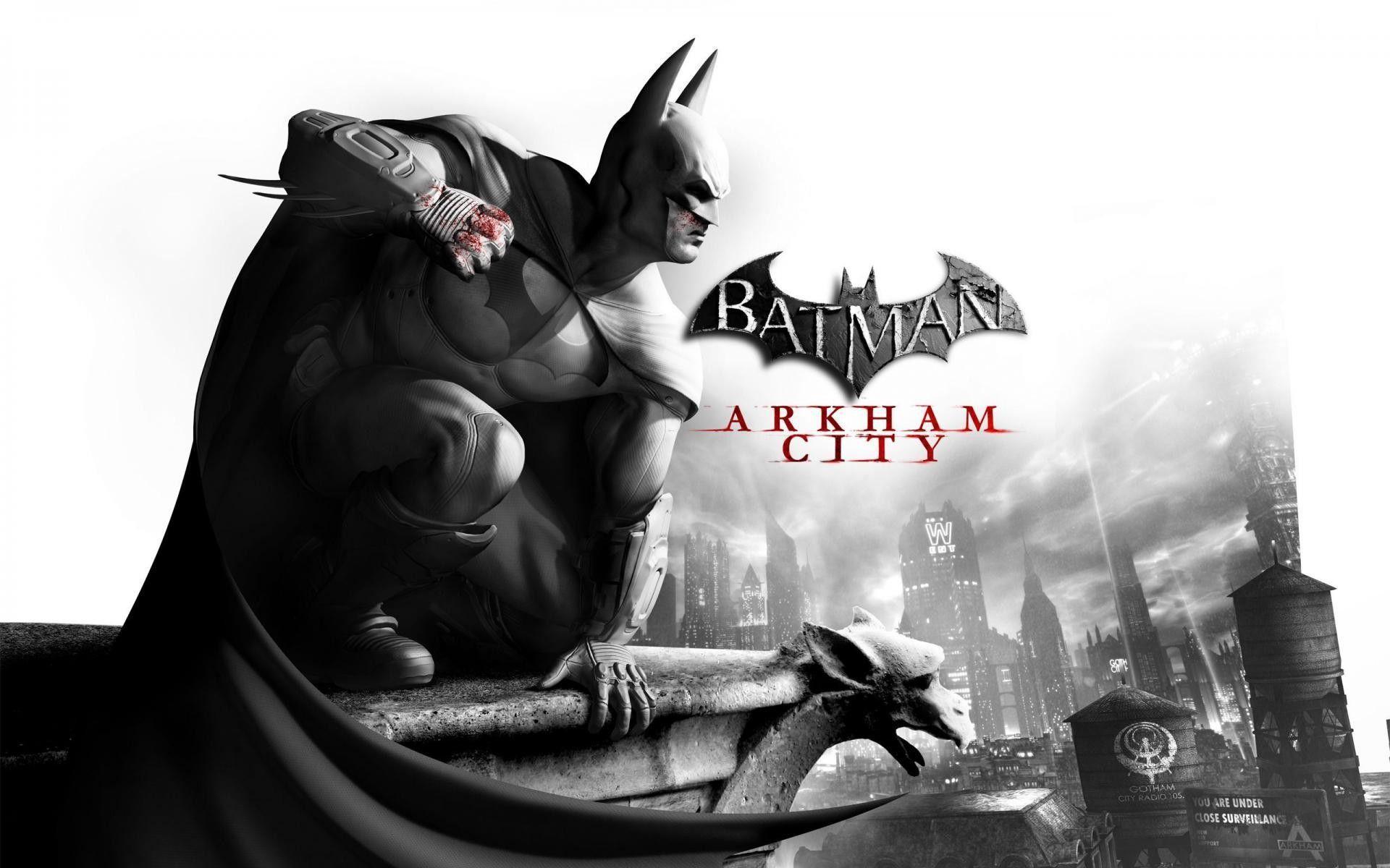 Image result for batman arkham city wallpaper