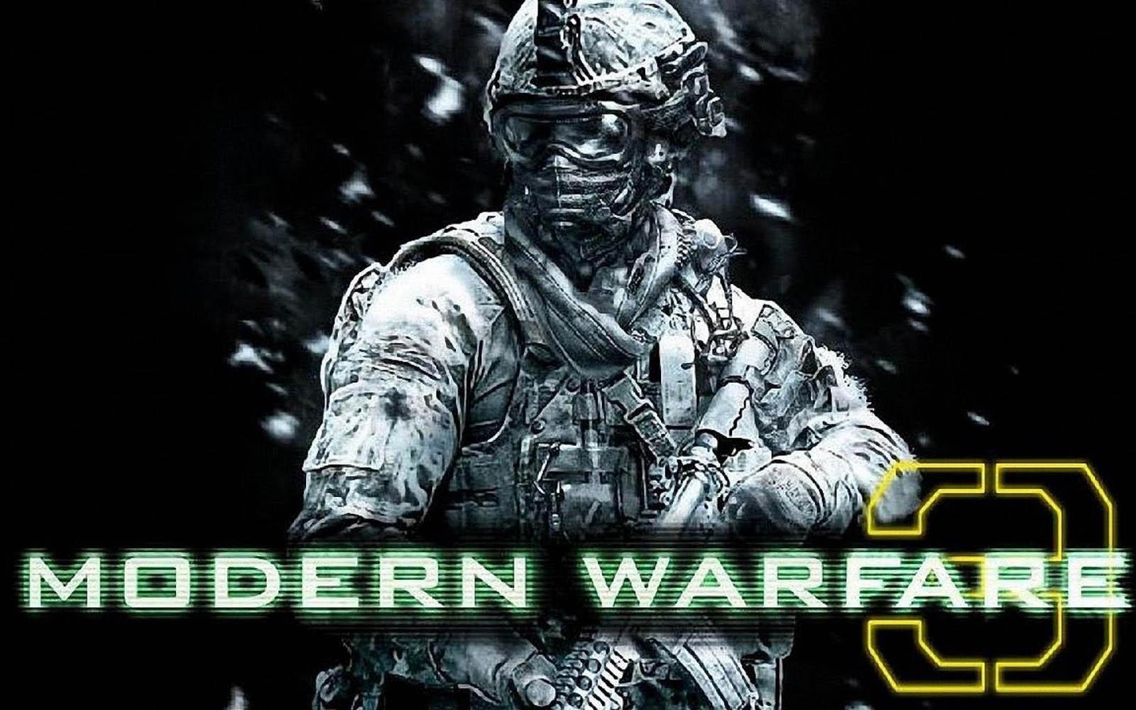 Call Of Duty Modern Warfare 3 Wallpapers