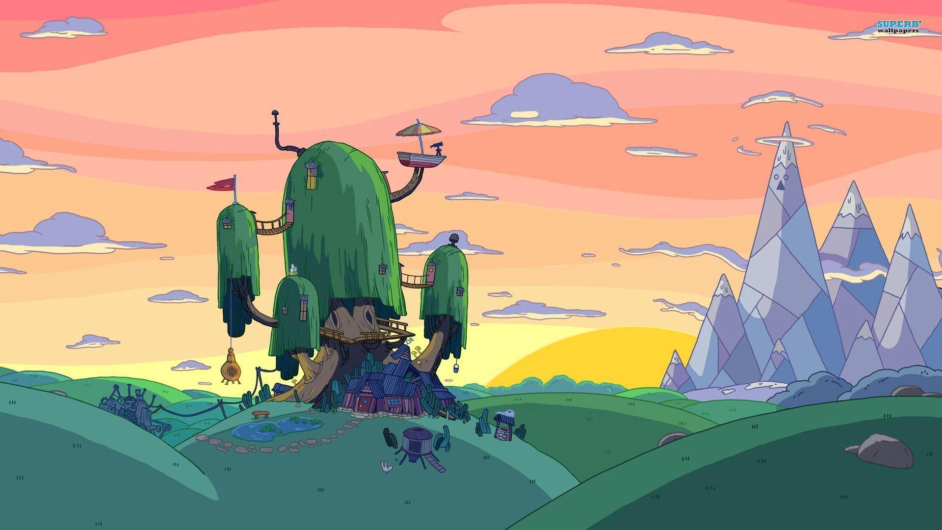 Adventure Time Wallpaper Hd 1920x1080 - Zendha