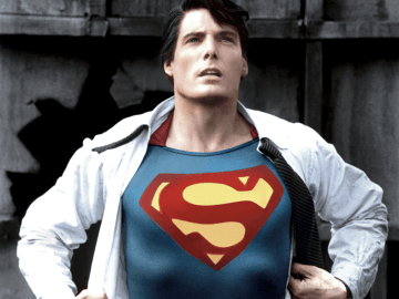 Image result for christopher reeve superman