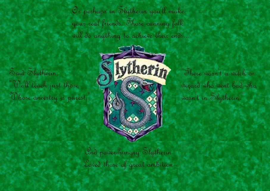 Harry Potter Quotes Desktop Wallpaper Slytherin Wallpapers Wallpaper Cave