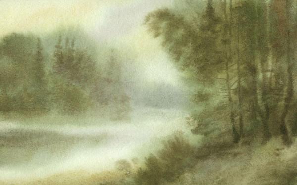 Watercolor Wallpapers - Wallpaper Cave