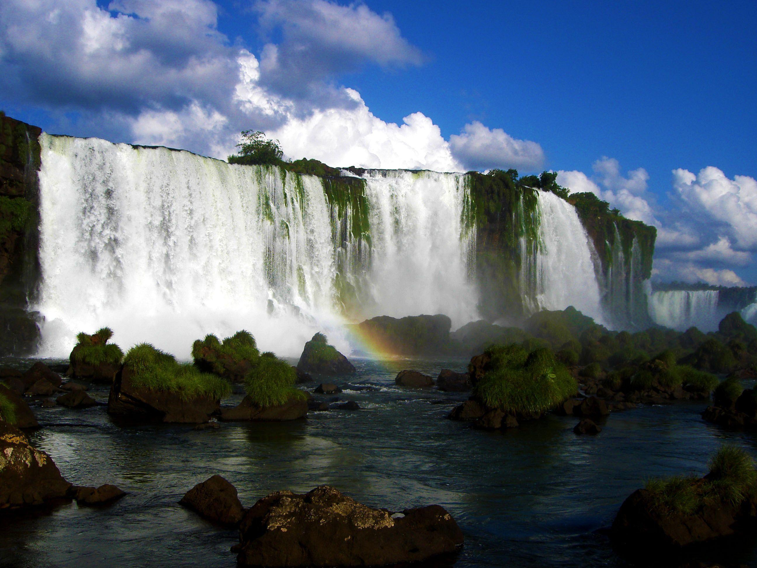 Niagara Falls 4k Wallpaper Iguazu Falls Wallpapers Wallpaper Cave