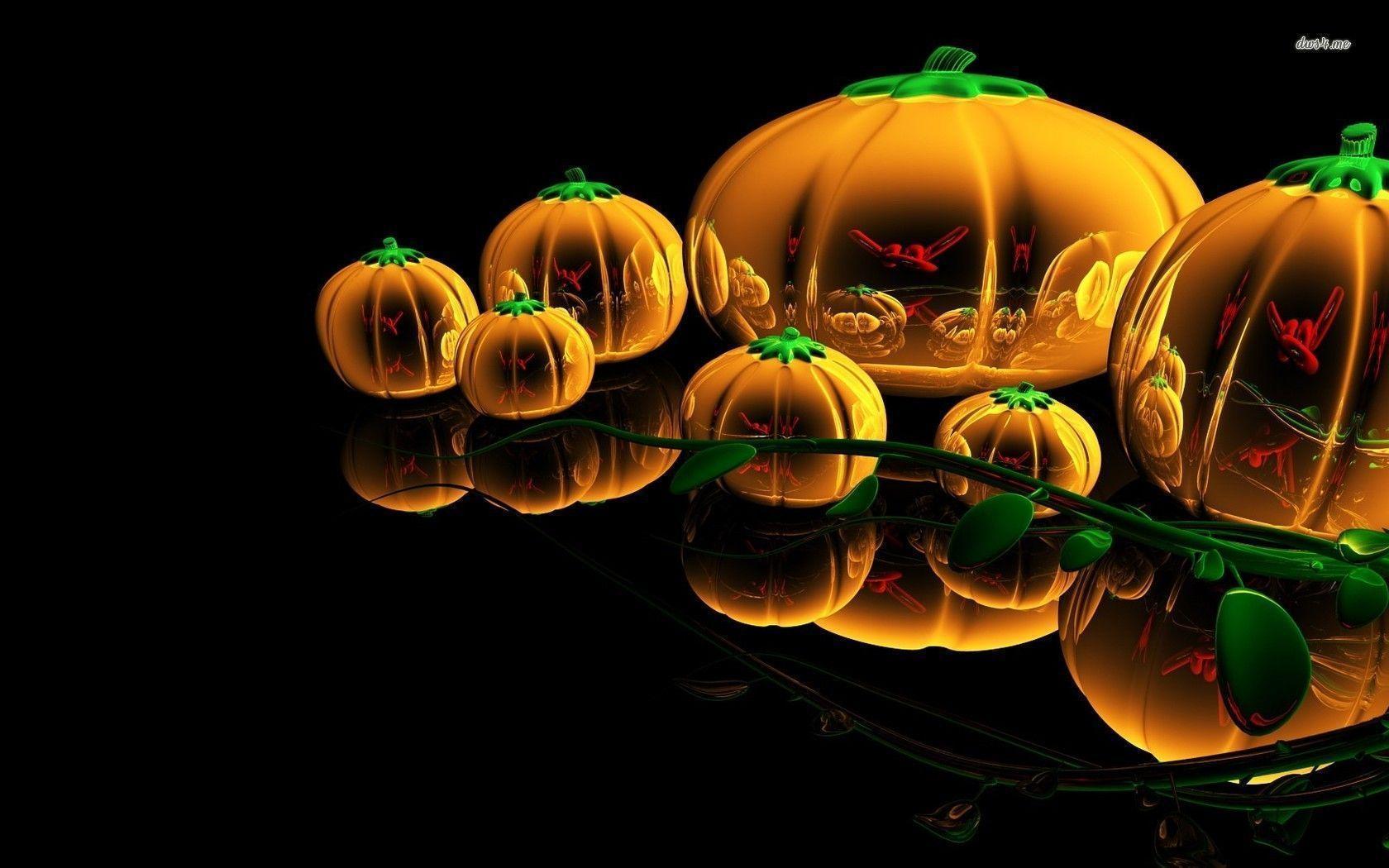 Fall Free Wallpaper Cave Pumpkin Halloween Wallpapers Wallpaper Cave