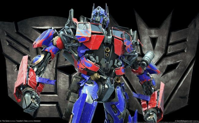 Transformers Hd Wallpapers Wallpaper Cave