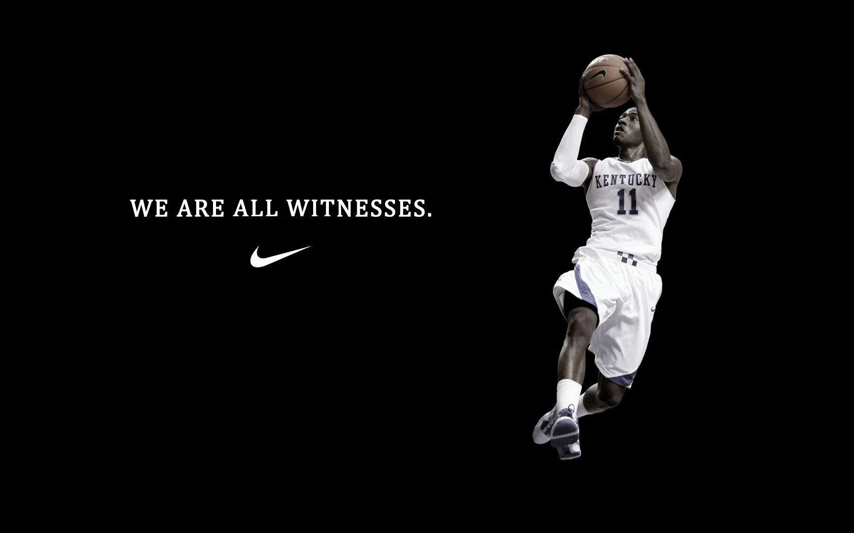 Basketball Nike Wallpaper - Art Wallpapers