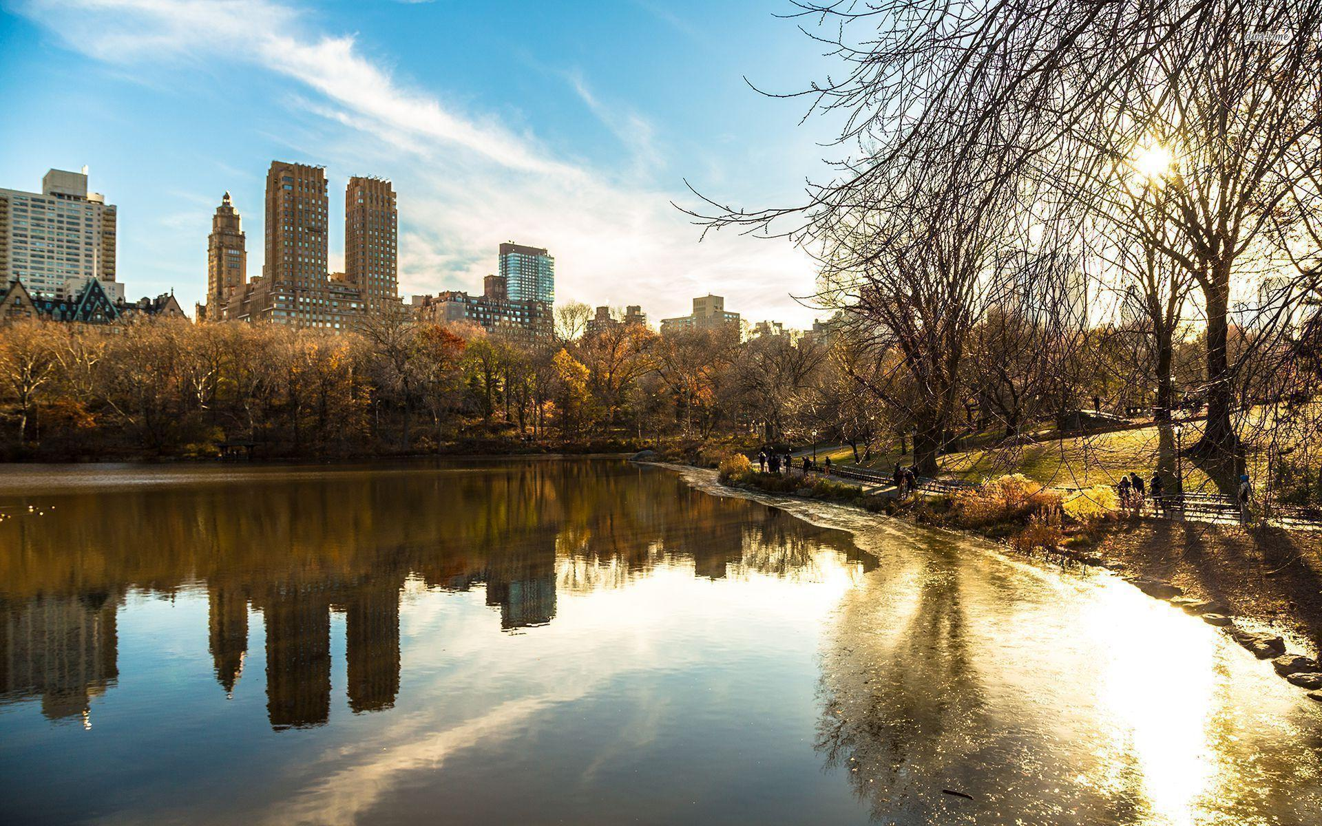 Computer Desktop Hd Wallpapers Fall Nyc Central Park Wallpapers Wallpaper Cave