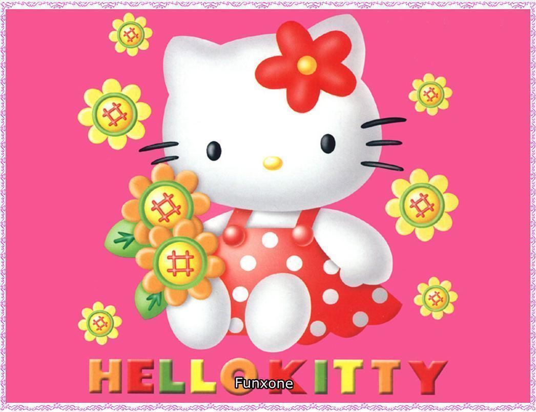 Cute Wallpaper Hello Kitty Cute Hello Kitty Wallpapers Wallpaper Cave