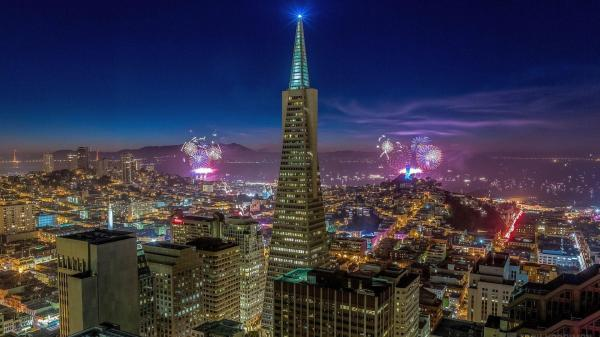 San Francisco Skyline Wallpapers - Wallpaper Cave