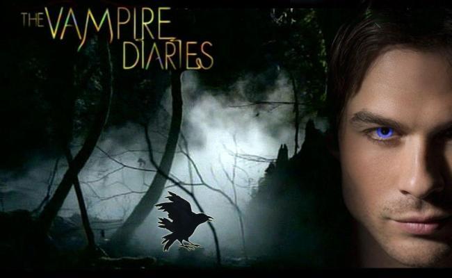 Vampire Diaries Damon Wallpapers Wallpaper Cave