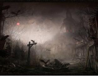 Dark Fantasy Wallpapers Wallpaper Cave