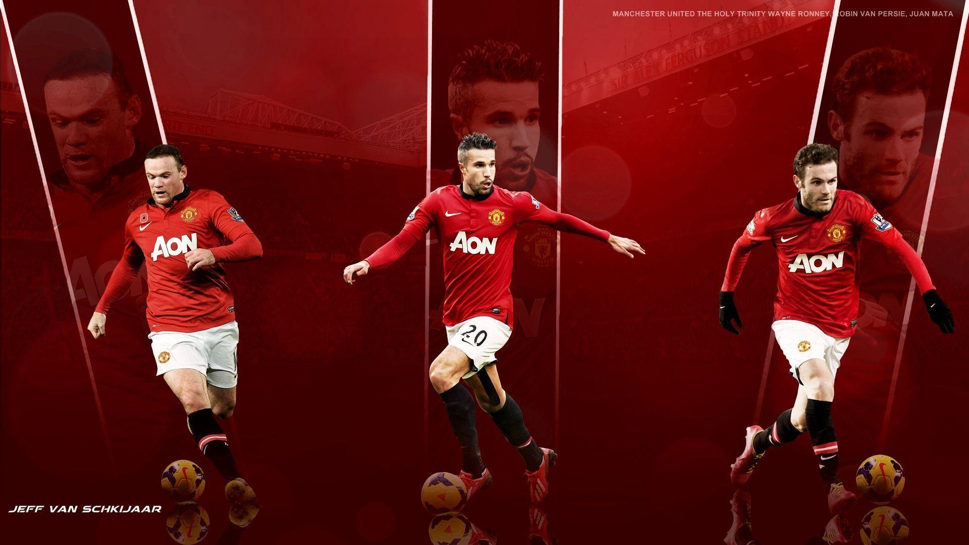 Wallpaper Man Utd Hd Wallpapers Logo Manchester United Terbaru 2015 Wallpaper