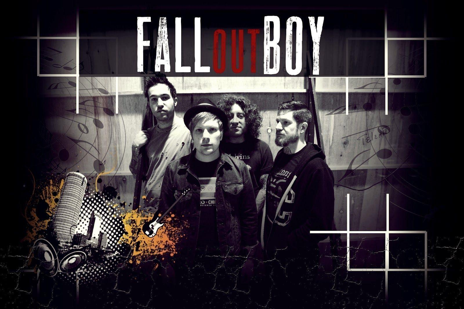 Fall Out Boy Mania Wallpaper Fall Out Boy Backgrounds Wallpaper Cave