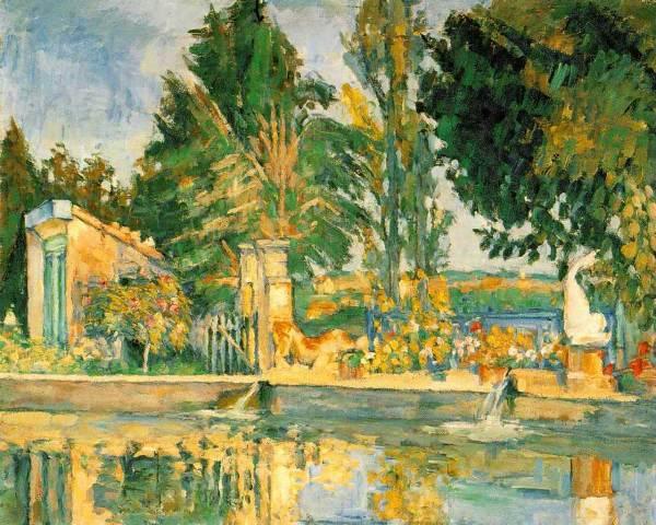 Paul Cezanne Famous Paintings