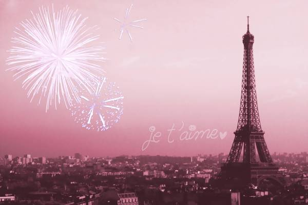 Cute Paris Wallpaper Desktop