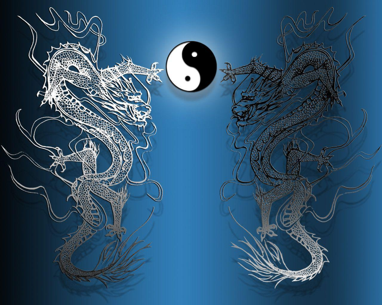 We may earn commission on some of the items you choose to buy. Yin Yang Wallpapers - Wallpaper Cave