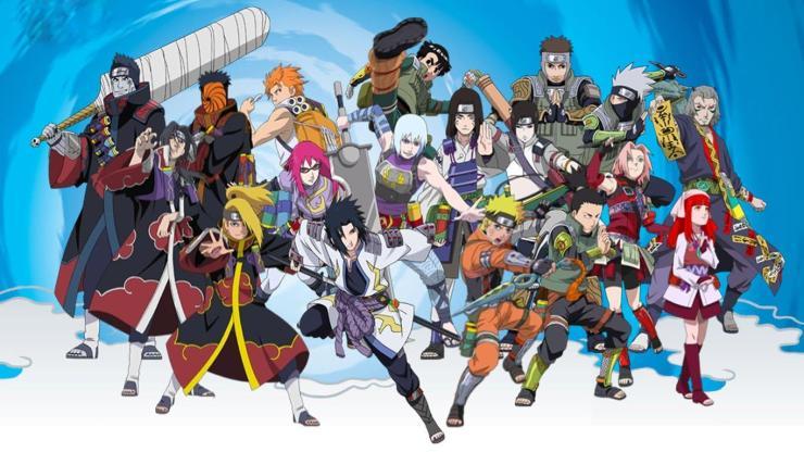 Naruto Shippuden Hd Wallpaper