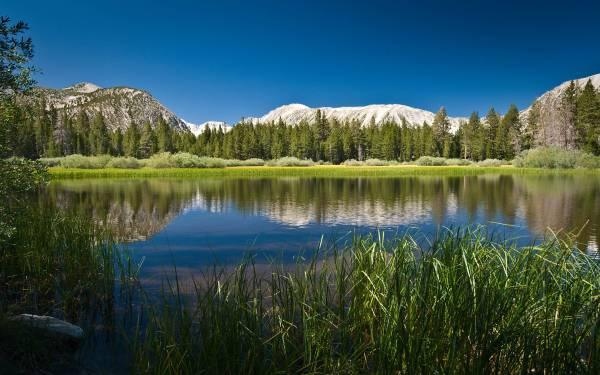 Beautiful Nature Wallpaper Mountain Lake