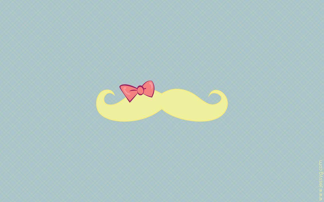 Cute Moustache Wallpapers Mustache Desktop Backgrounds Wallpaper Cave